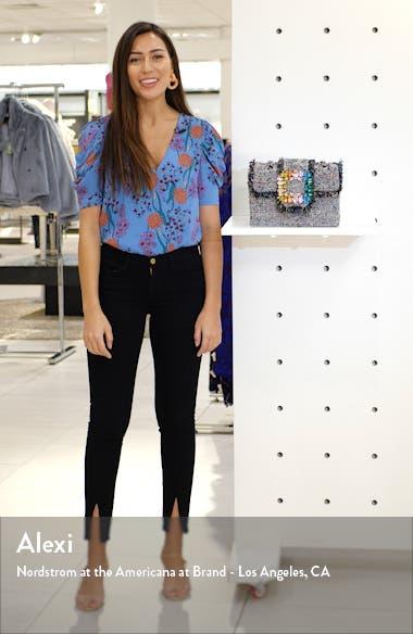 Mayfair Tweed Shoulder Bag, sales video thumbnail