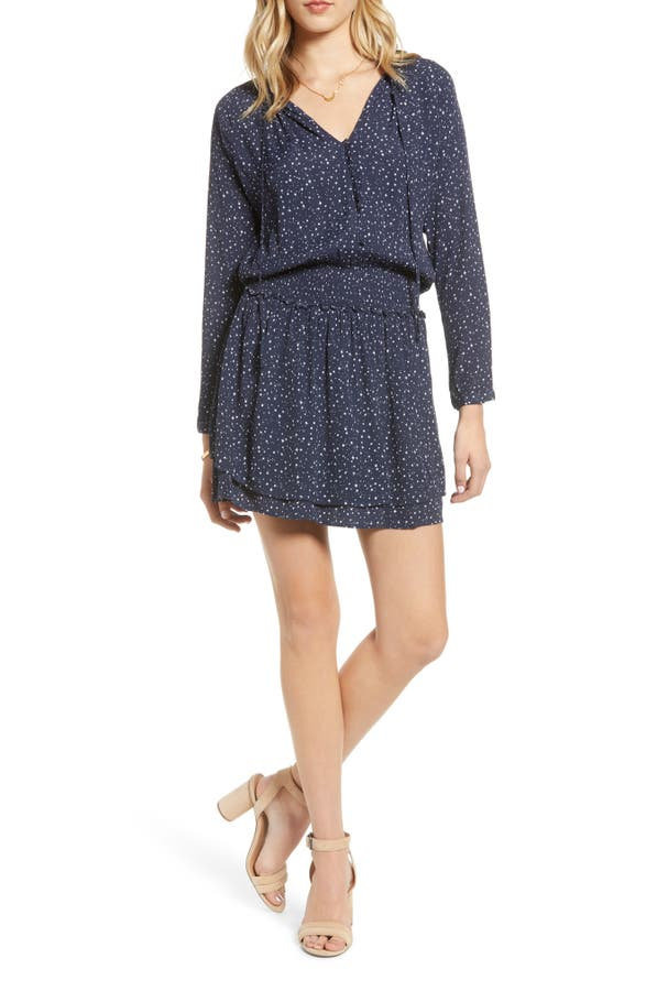 Rails Dresses JASMINE LONG SLEEVE DRESS