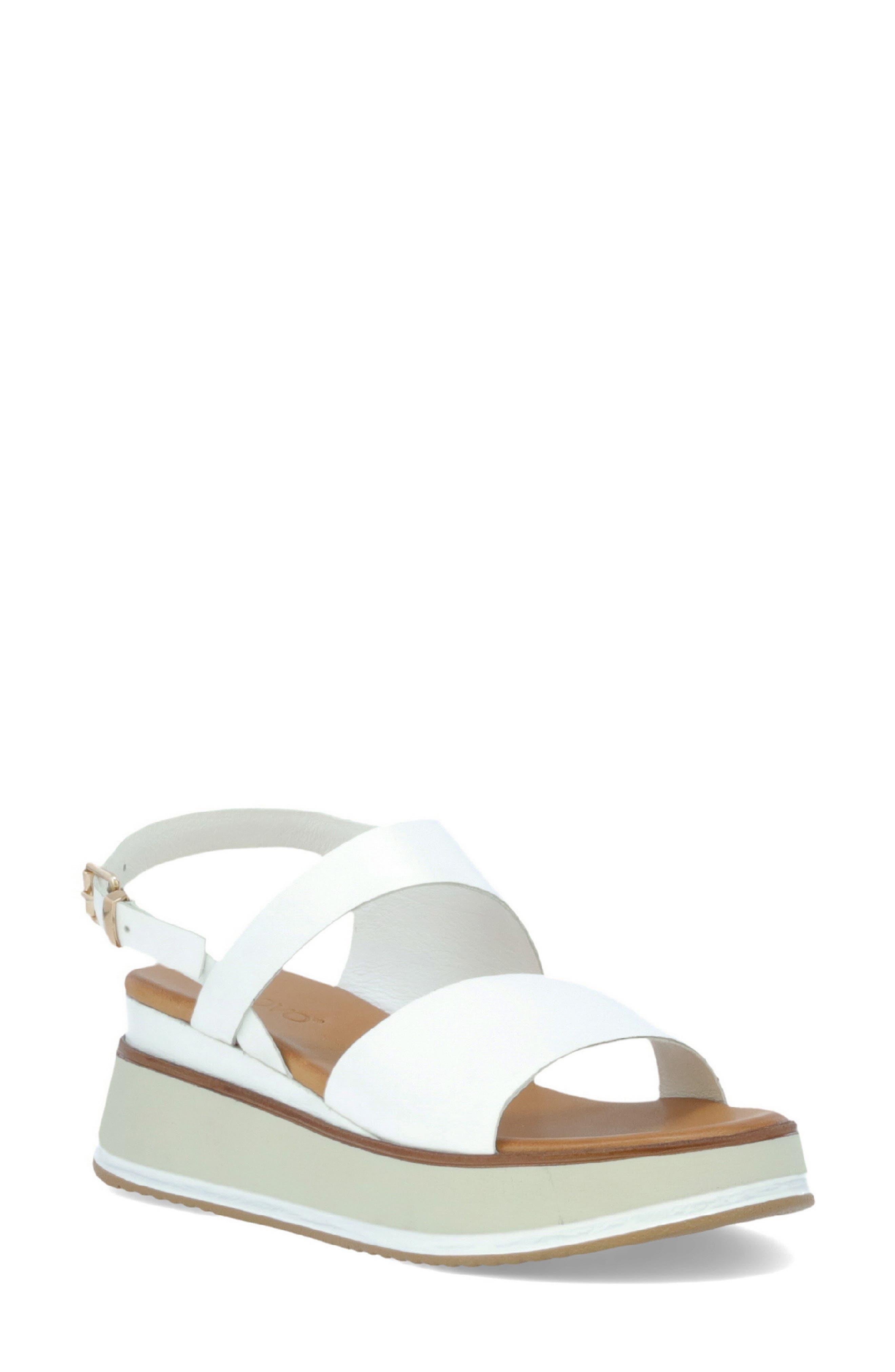 Inuovo Stannie Platform Sandal