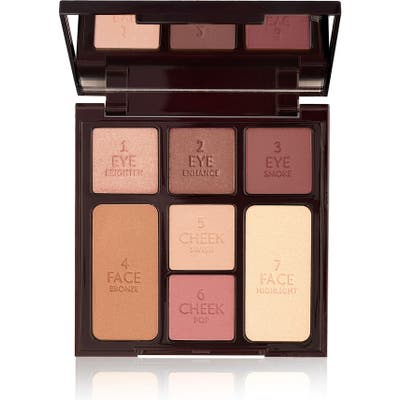 Charlotte Tilbury Instant Look In A Palette Gorgeous Glow Complete Face Palette - No Color