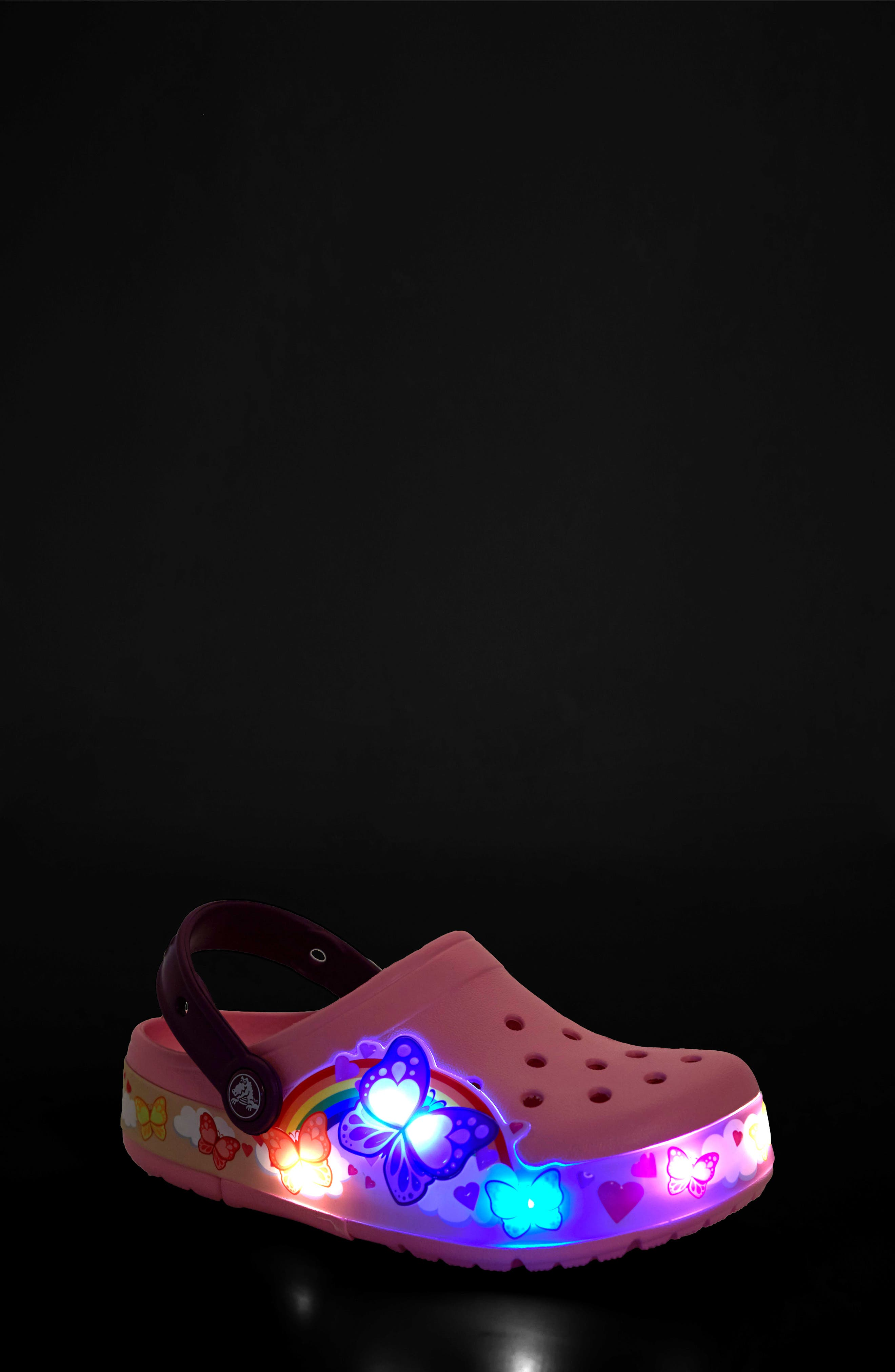 ,                             Fun Lab Butterflyband Light-Up Slip-On,                             Alternate thumbnail 7, color,                             652