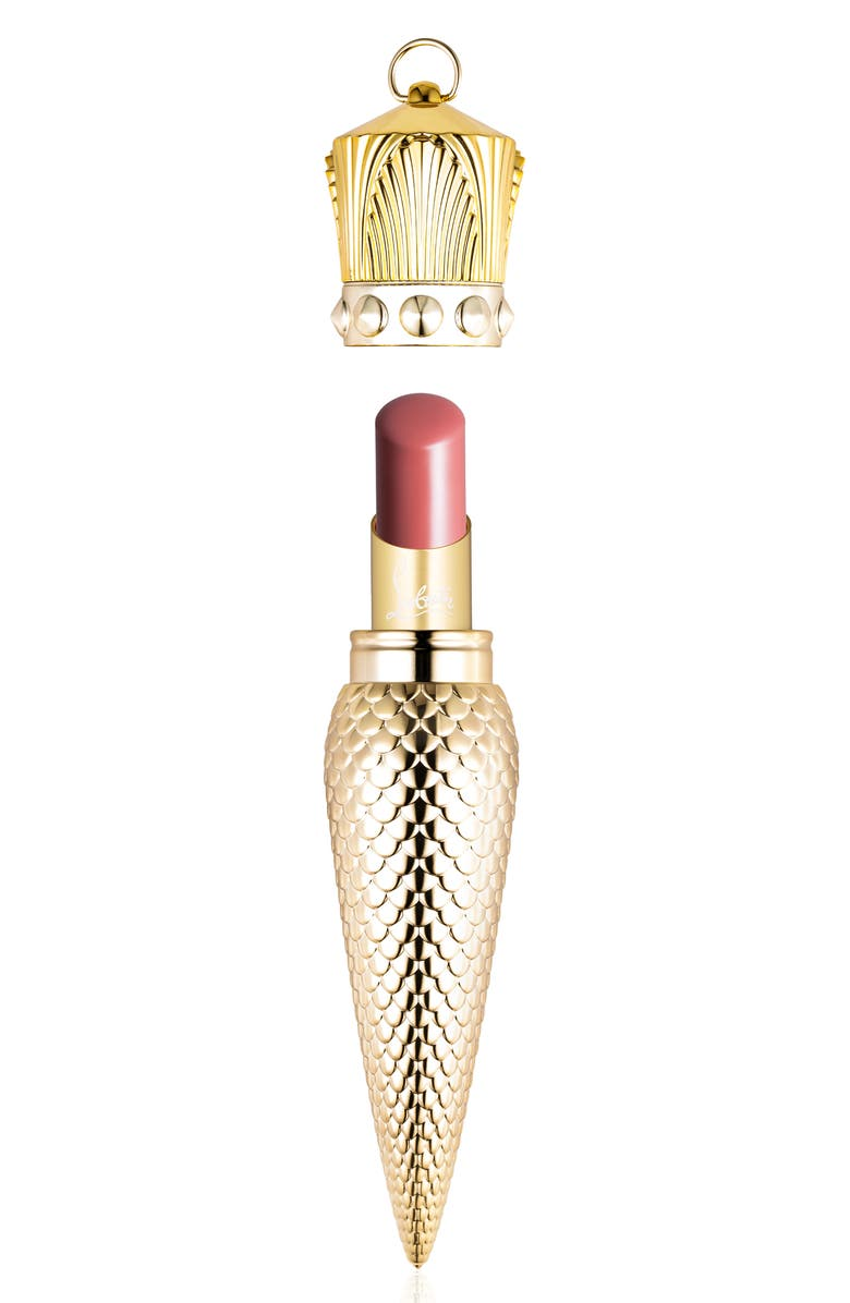 CHRISTIAN LOUBOUTIN Sheer Voile Lip Colour, Main, color, ROSE DU DESERT 217S