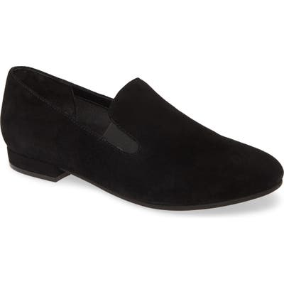 David Tate Lina Flat, Black