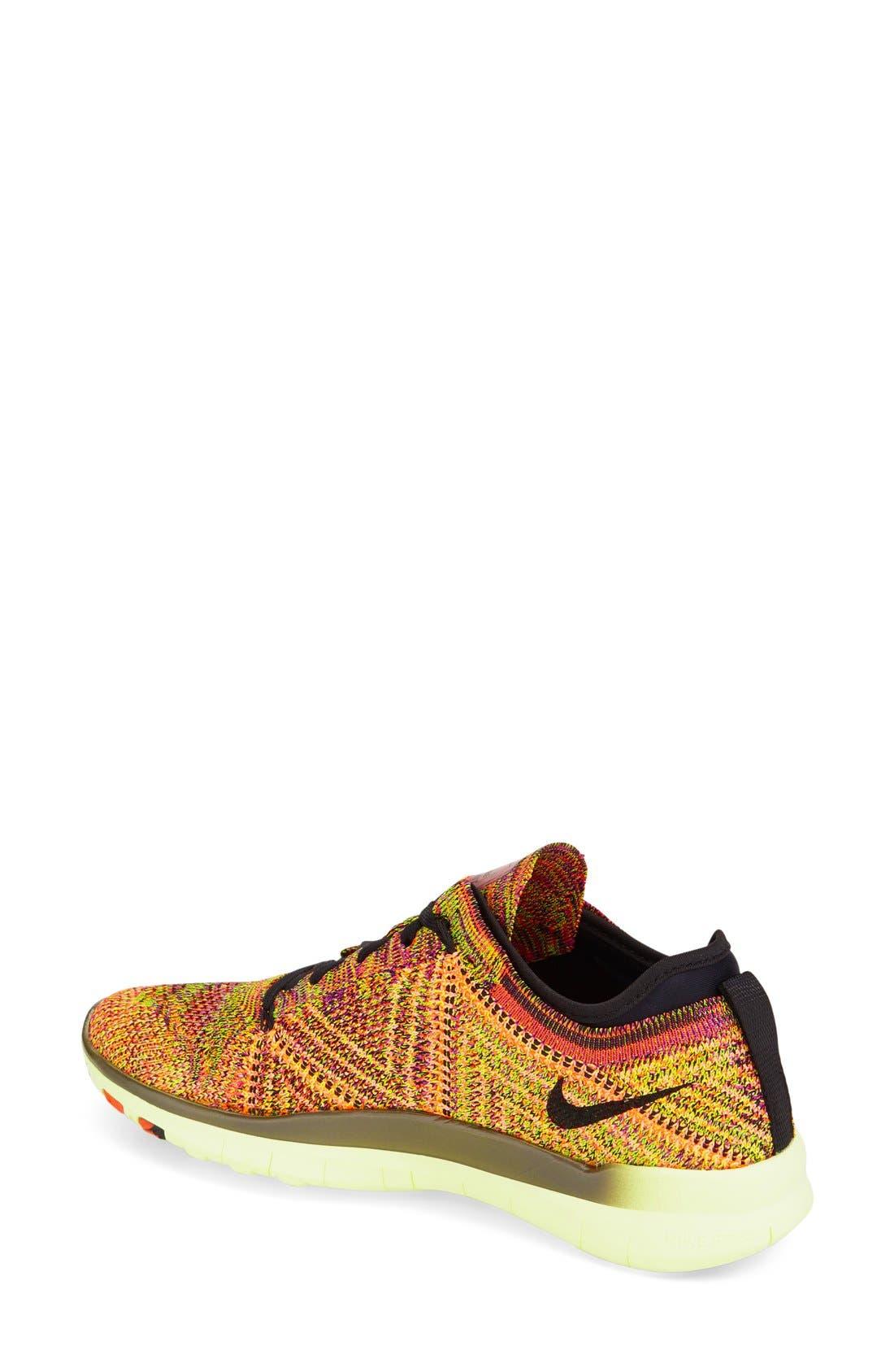 ,                             'Free Flyknit 5.0 TR' Training Shoe,                             Alternate thumbnail 70, color,                             899