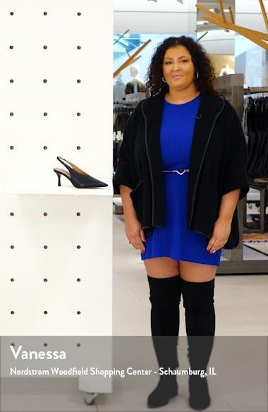 Jessie Slingback Pump, sales video thumbnail