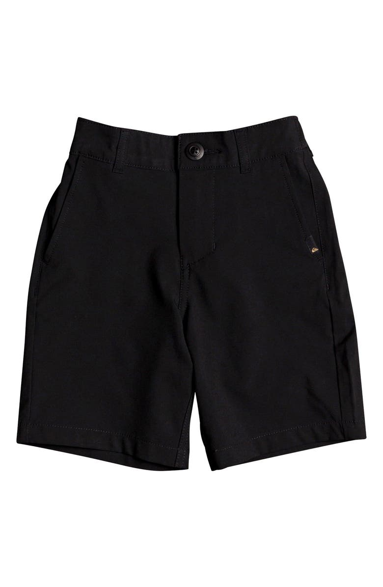 QUIKSILVER Union Amphibian Shorts, Main, color, BLACK