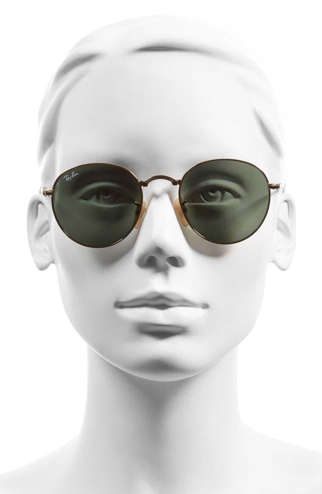 ,                             Icons 50mm Folding Sunglasses,                             Alternate thumbnail 12, color,                             310