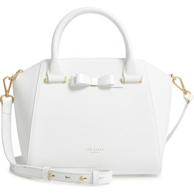 Ted Baker London Janne Bow Leather Tote -