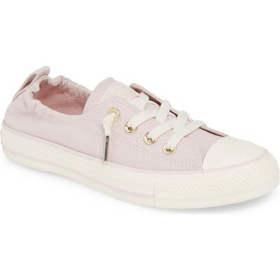 Converse Chuck Taylor All Star Shoreline Low Top Sneaker- Pink