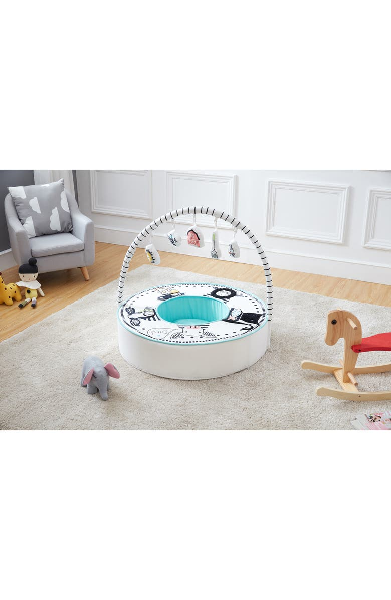 ASWEETS Baby Den with Activity Arch, Main, color, NO COLOR