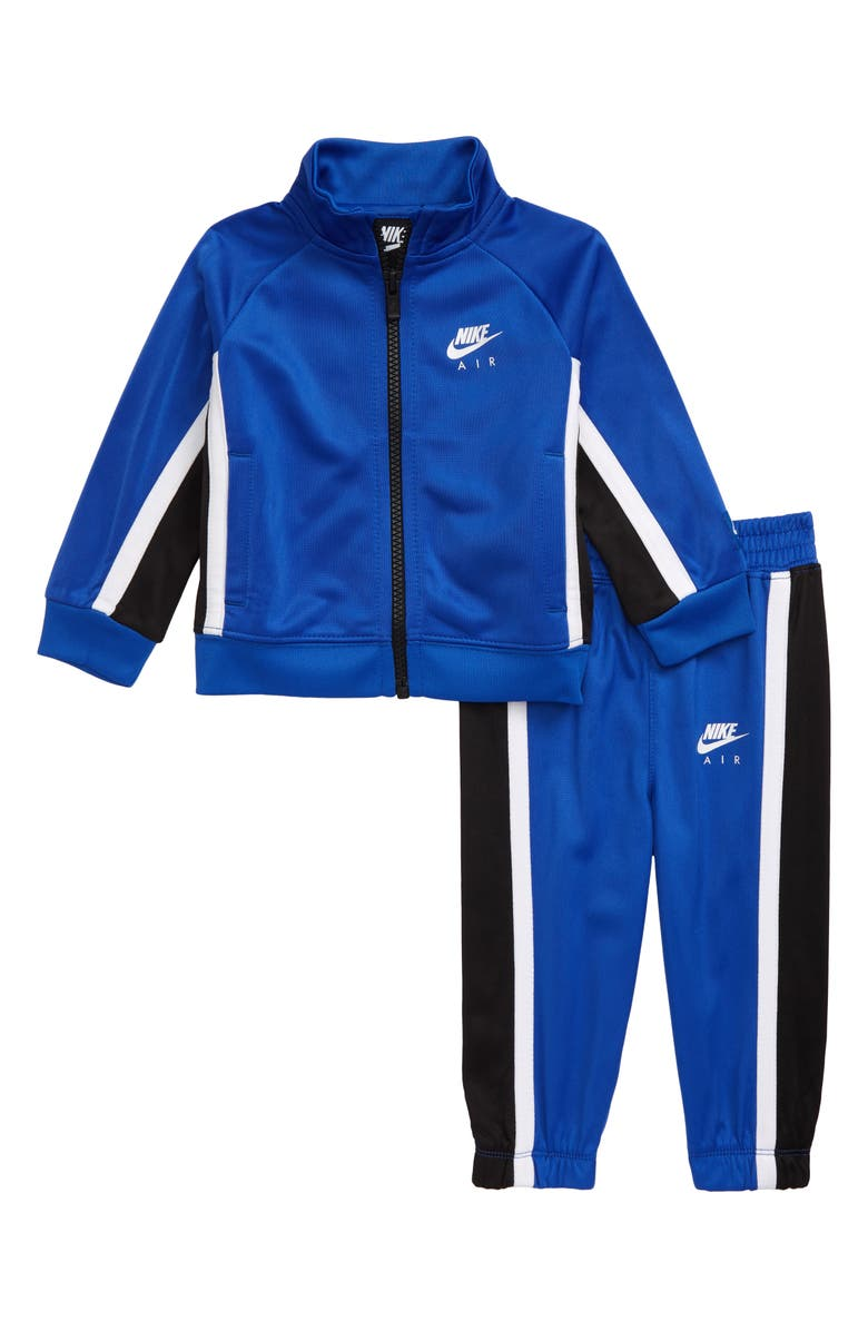 NIKE Air Tricot Track Suit, Main, color, GAME ROYAL
