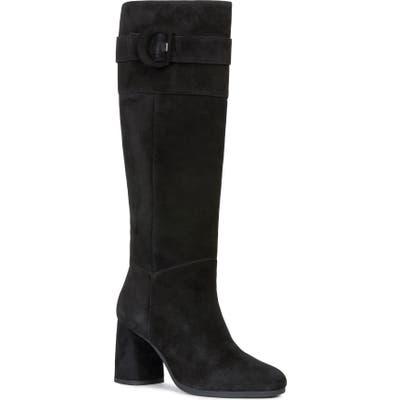 Geox Calinda Tall Boot, Black