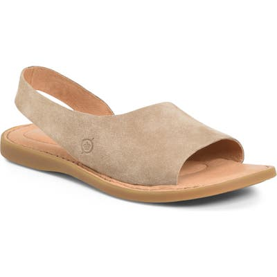 B?rn Inlet Sandal, Beige