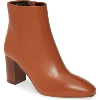 Aquatalia Florita Weatherproof Bootie, Brown