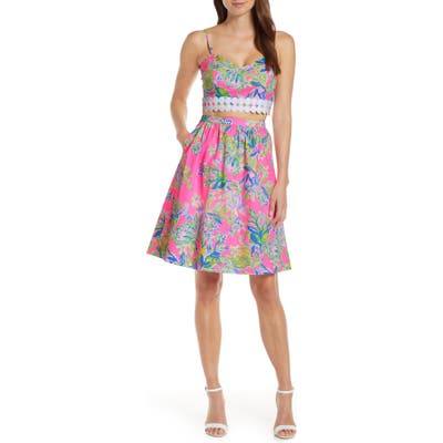Lilly Pulitzer Evernia Two-Piece Dress, Pink