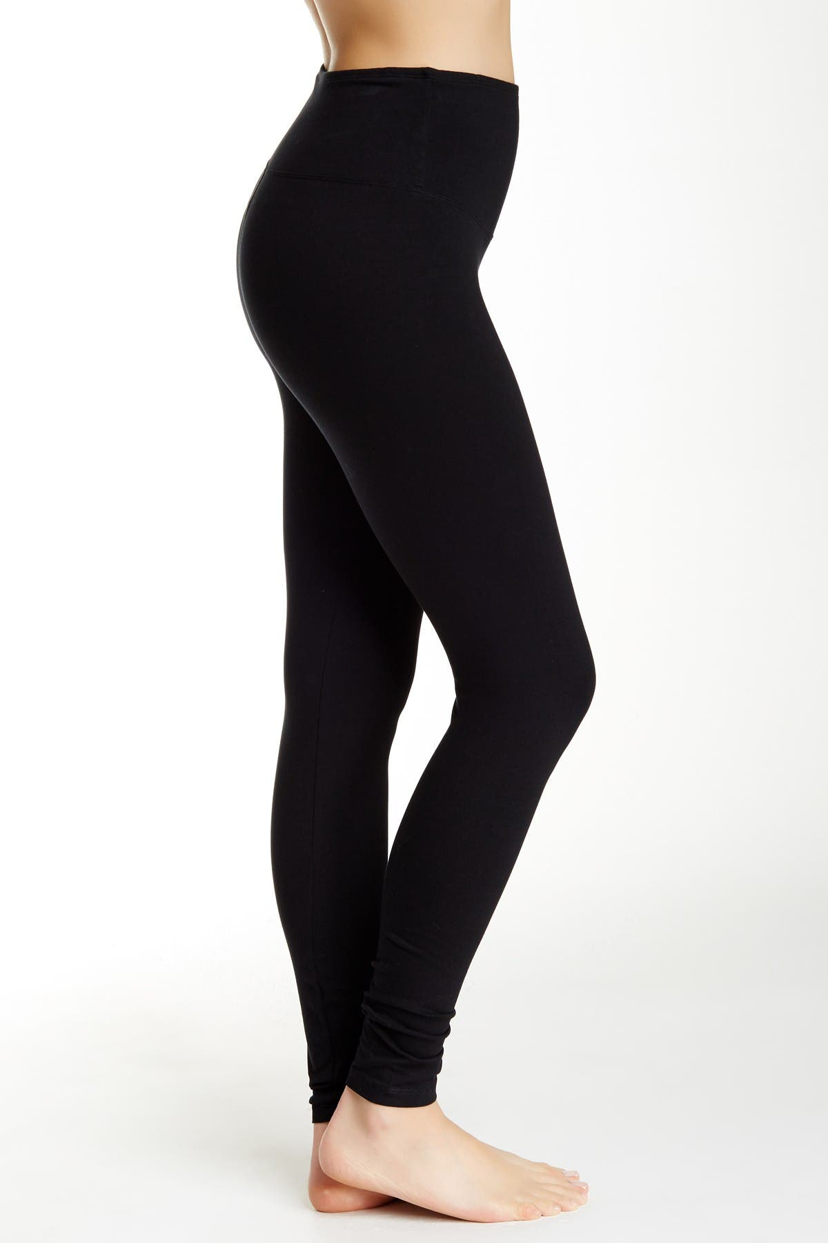 Image of Yummie by Heather Thomson Solid Leggings