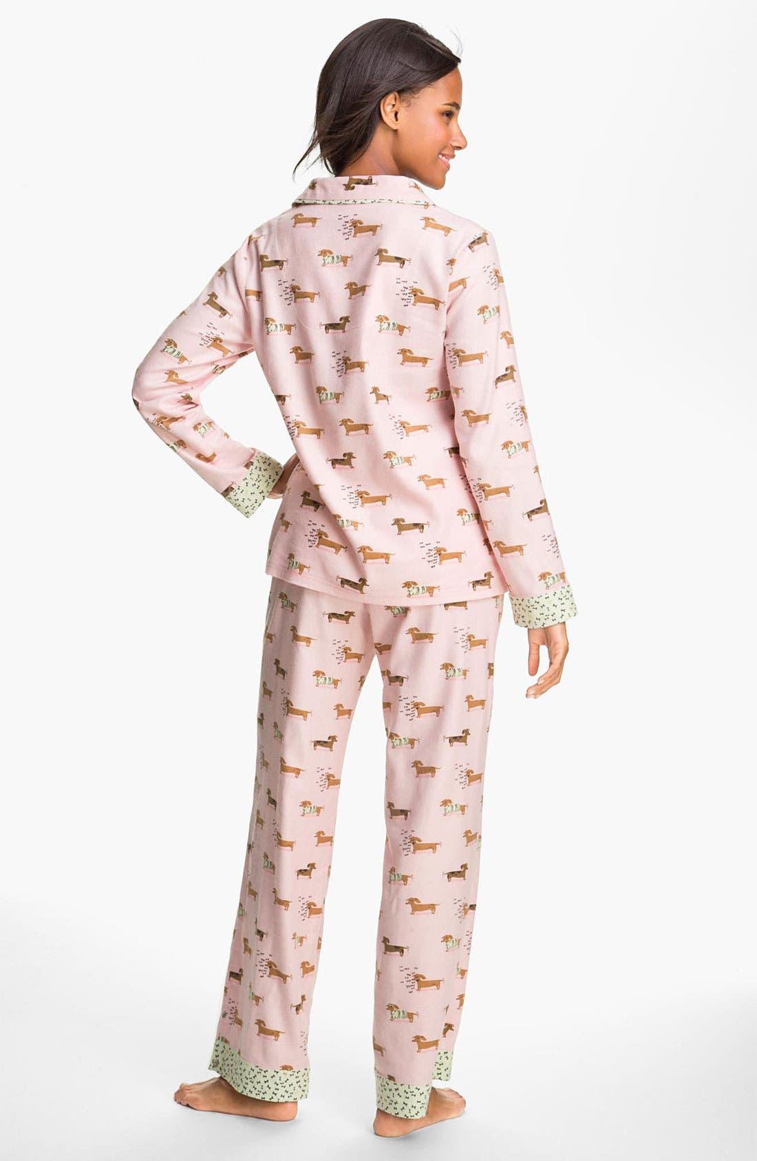 ,                             Flannel Pajamas,                             Alternate thumbnail 69, color,                             650