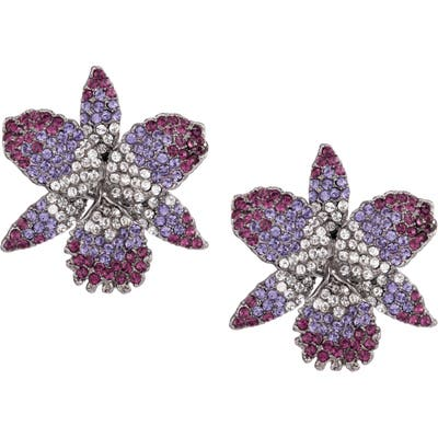 Nina Swarovski Crystal Earrings