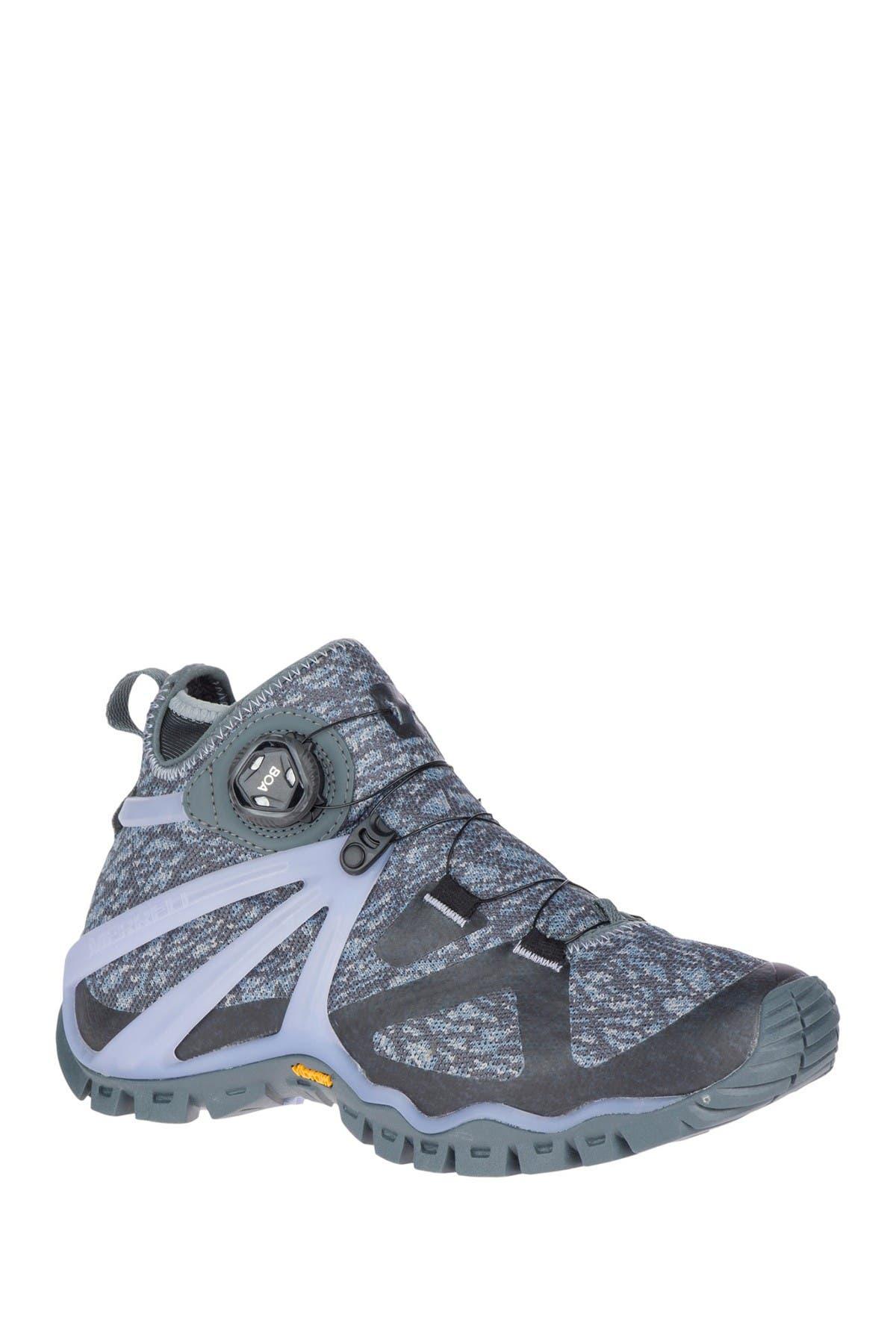 Merrell   Rove Knit High Top Sneaker