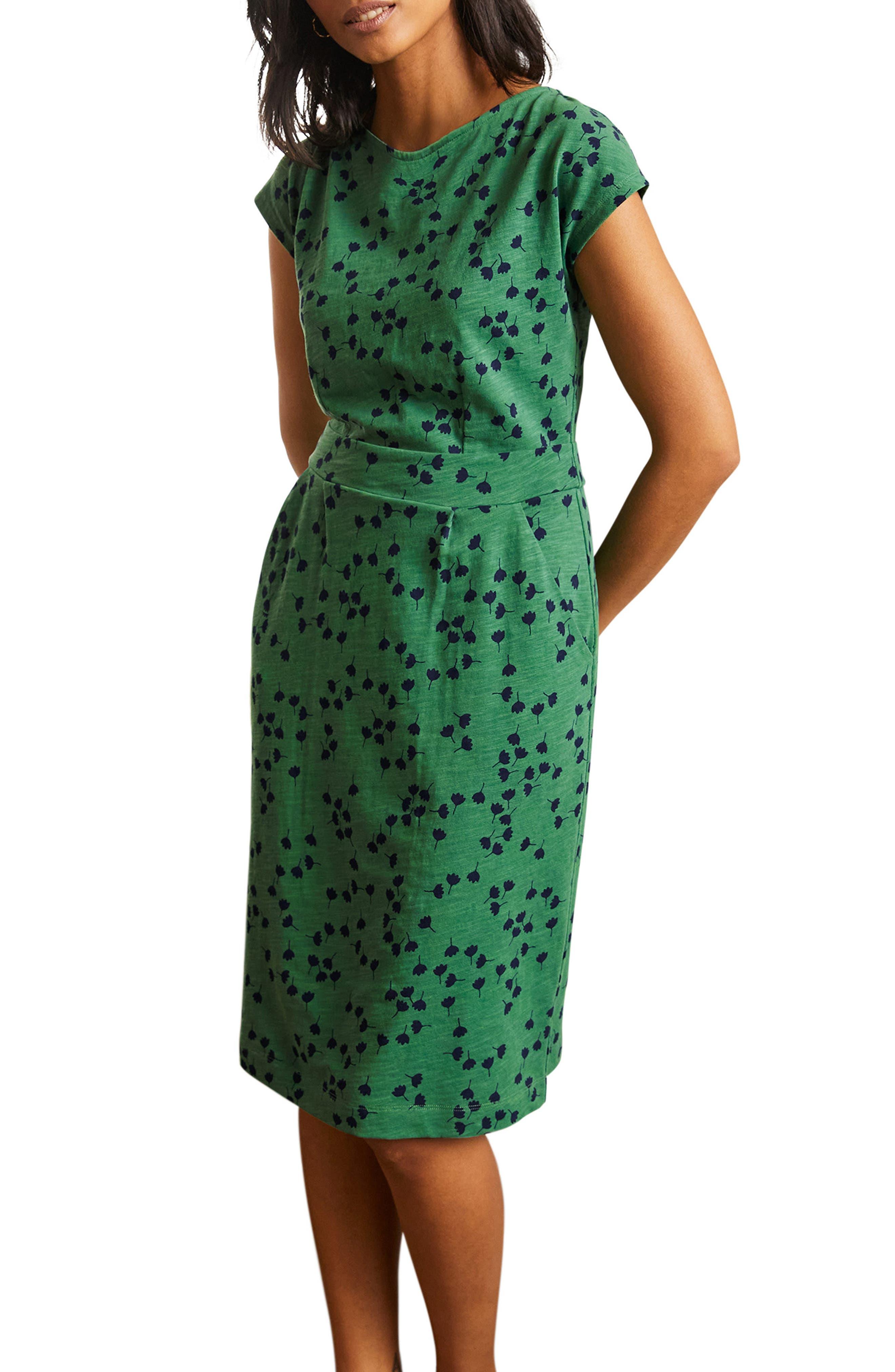 Women's Boden Florrie Floral Jersey Dress