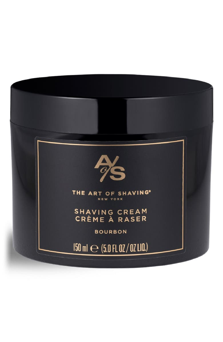 THE ART OF SHAVING <sup>®</sup> Shaving Cream, Main, color, BOURBON