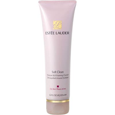Estee Lauder Soft Clean Moisture Rich Foaming Cleanser