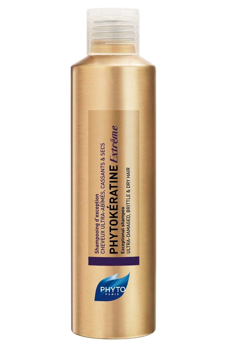 PHYTO Phytokératine Extrême Exceptional Shampoo, Main, color, NO COLOR