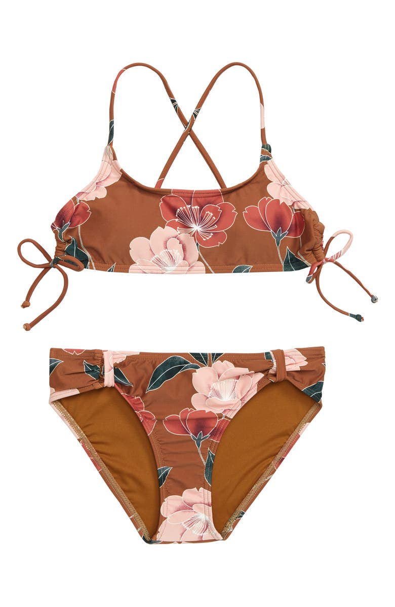 O'NEILL Trinity Two-Piece Swimsuit, Main, color, GOLD COAST