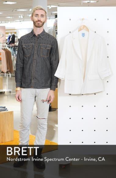 Moss Crepe Tailored Blazer, sales video thumbnail