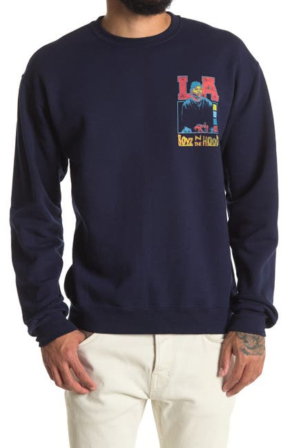 Image of FIFTH SUN Boyz N The Hood Long Sleeve T-Shirt