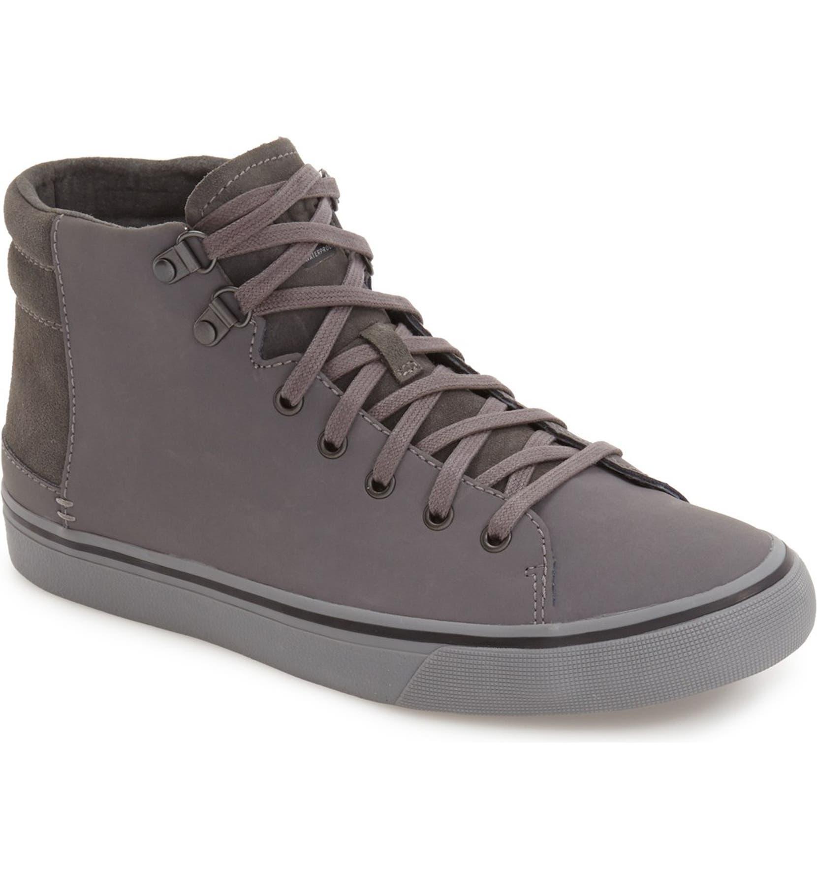 62152994690 'Hoyt' Waterproof High Top Sneaker