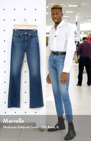 Ali High Waist Flare Leg Jeans, sales video thumbnail