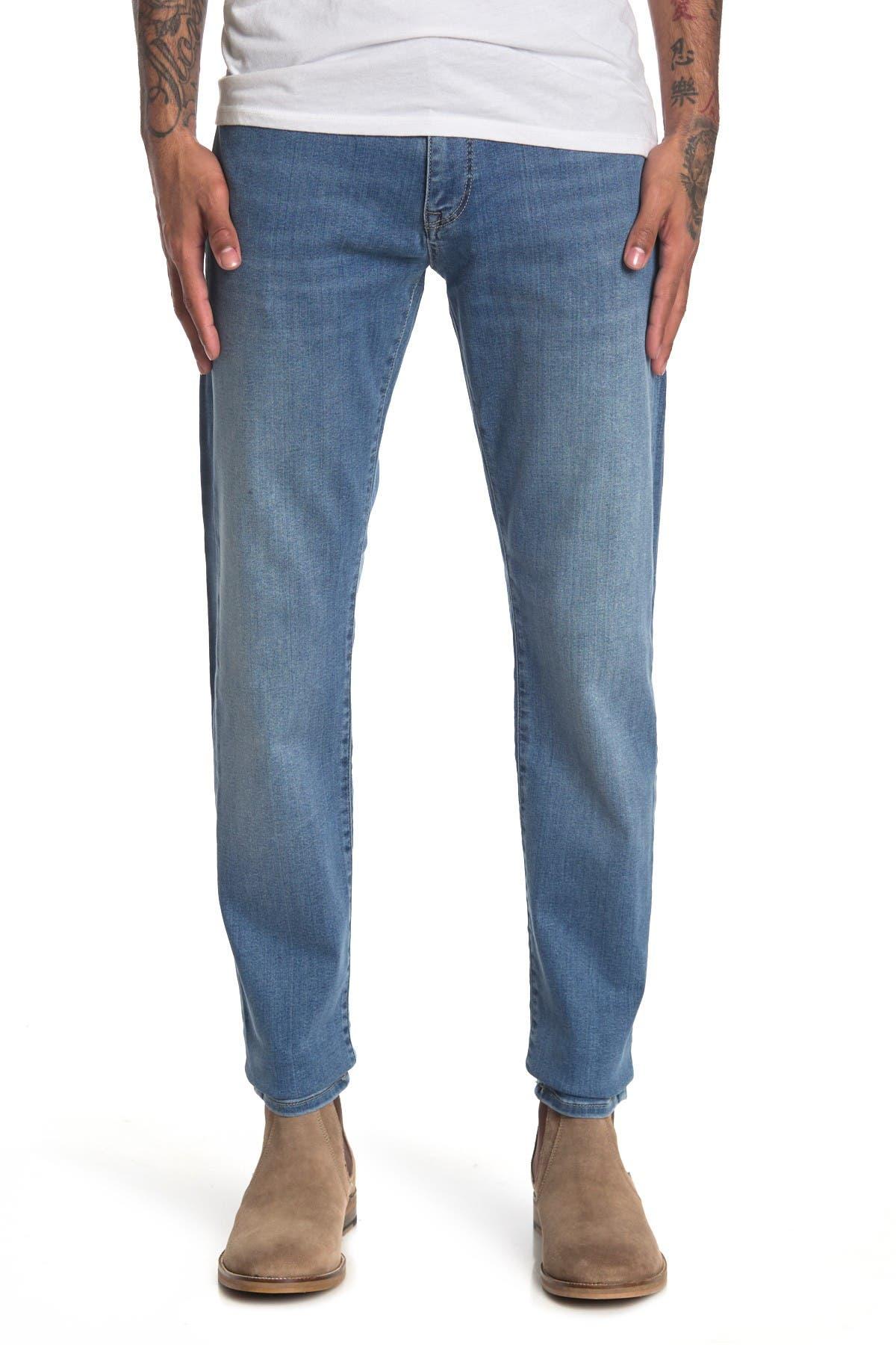 Image of Mavi Marcus Slim Straight Jeans