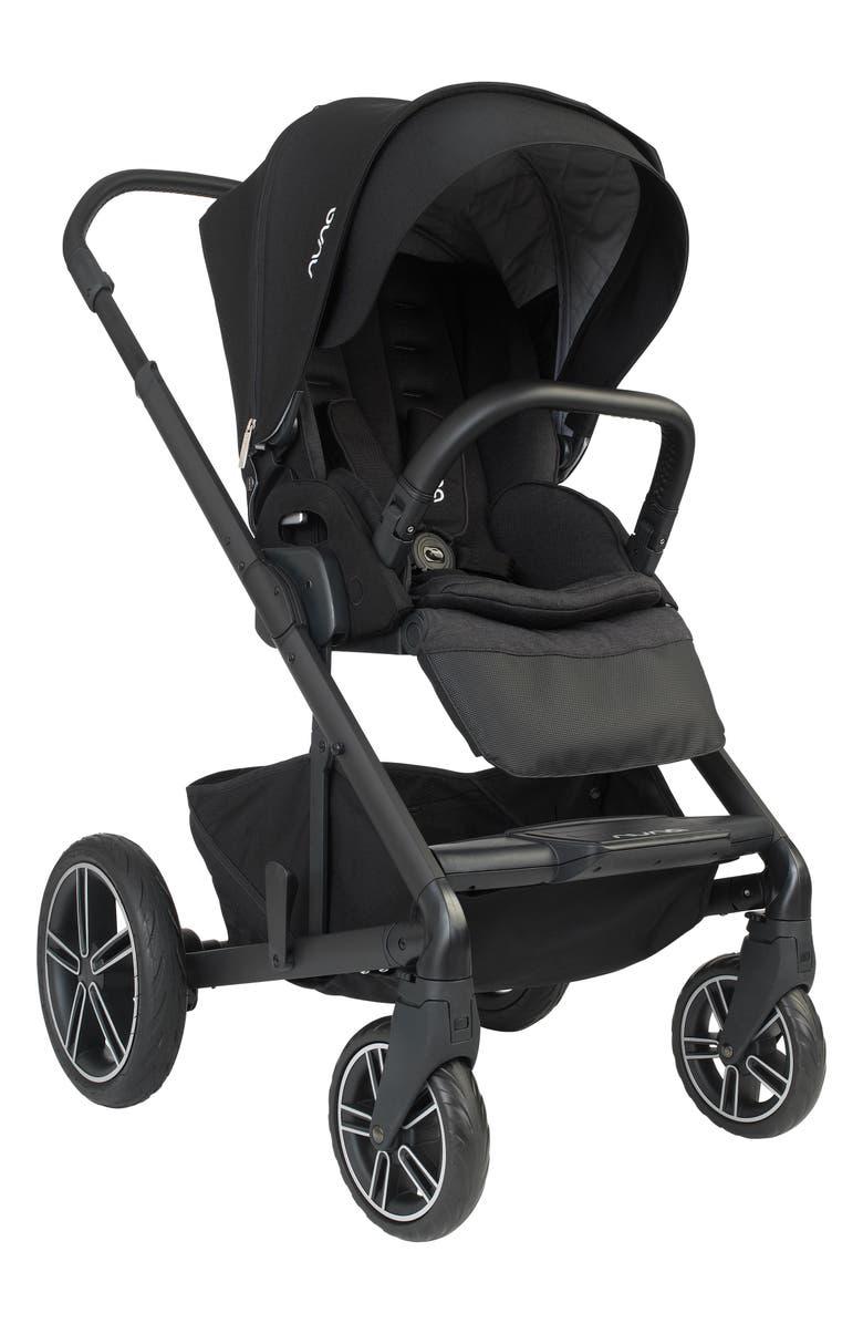 NUNA MIXX2<sup>™</sup> Three Mode Stroller with All Terrain Tires, Main, color, CAVIAR