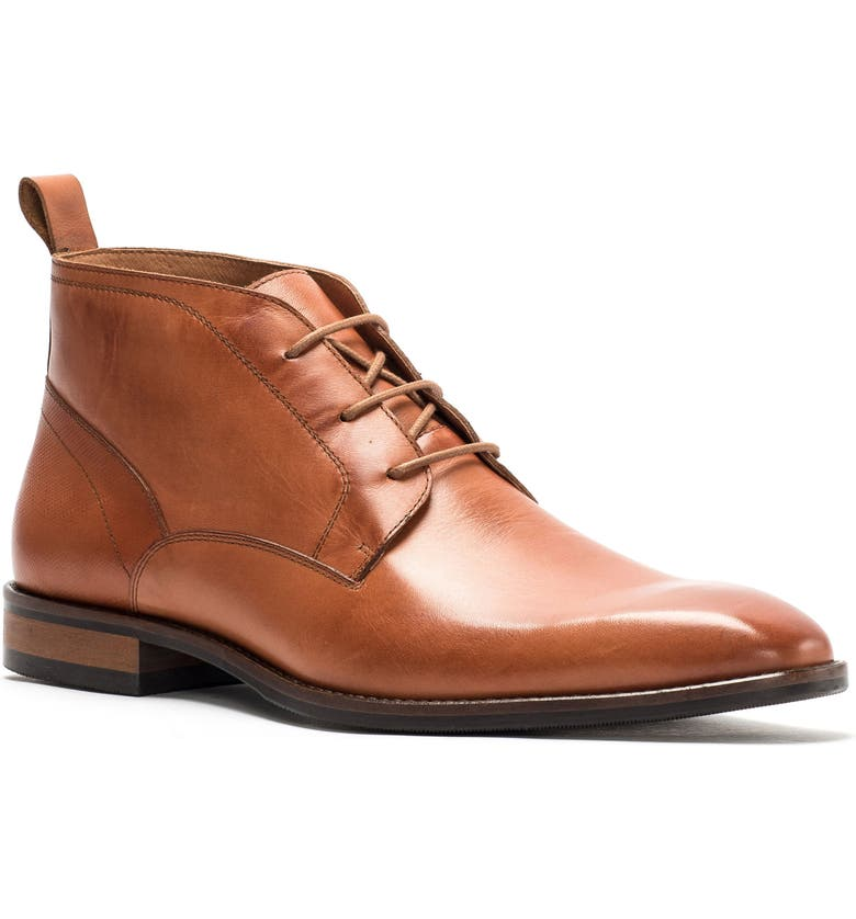RODD & GUNN Wellington St. Chukka Boot, Main, color, TAN