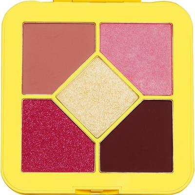 Lime Crime Pocket Candy Eyeshadow Palette - Pink Lemonade