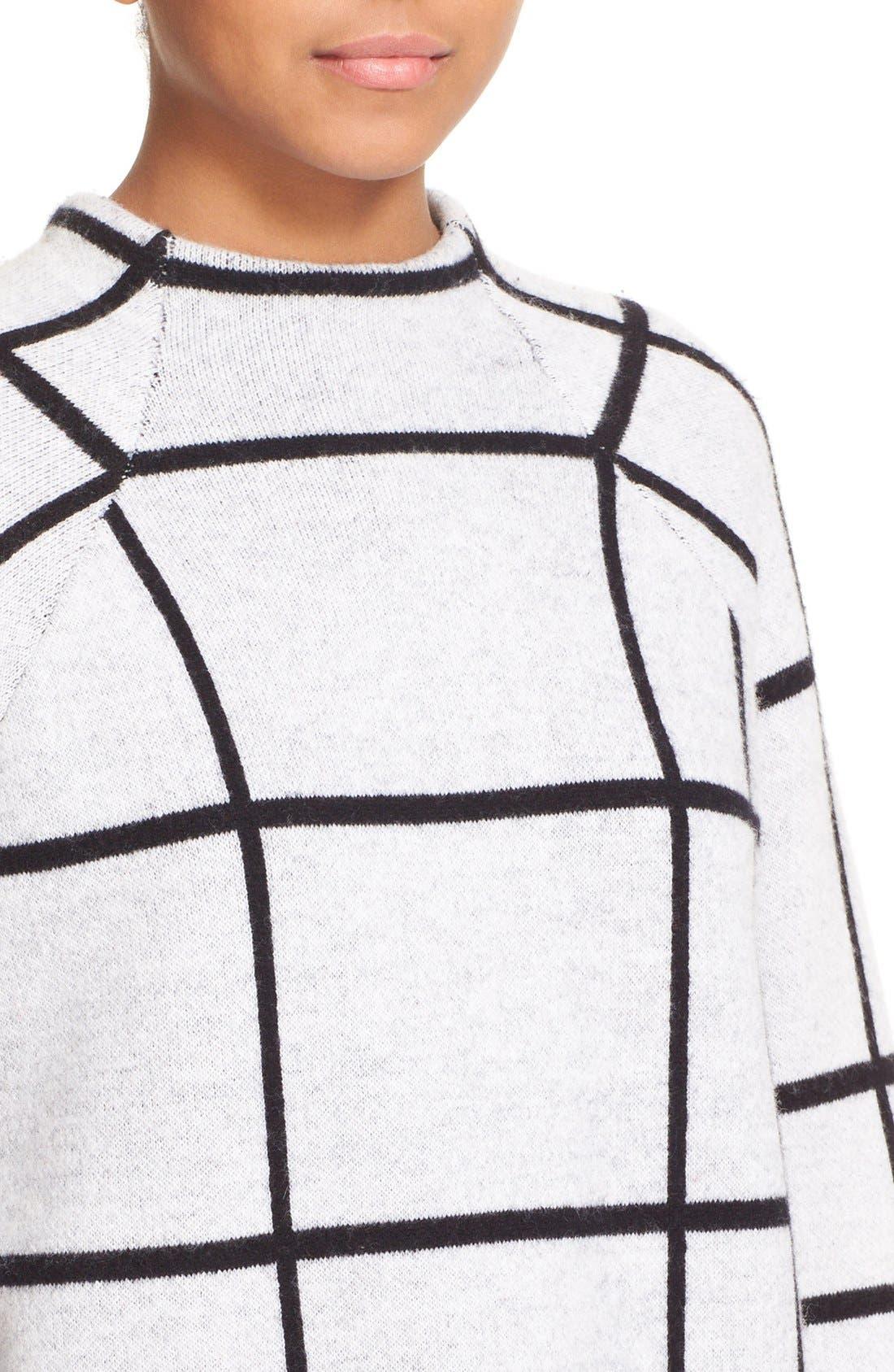 ,                             'Mallori' Merino Wool Tunic,                             Alternate thumbnail 5, color,                             900