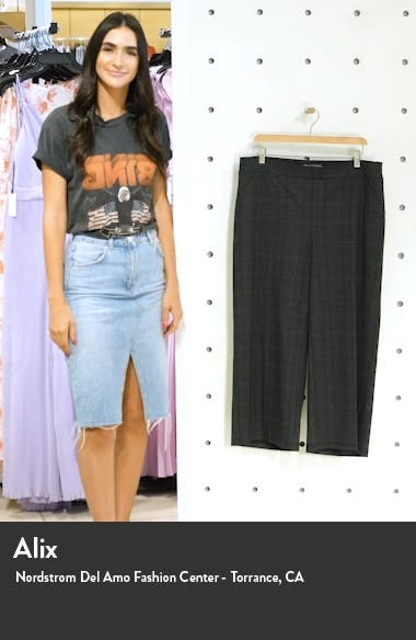 Crop Wide Leg Pants, sales video thumbnail