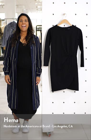 Lula Long Sleeve Tulip Dress, sales video thumbnail