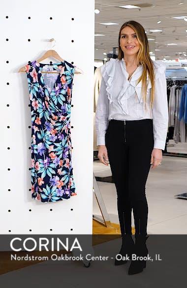 Villa Ibisco Faux Wrap Dress, sales video thumbnail