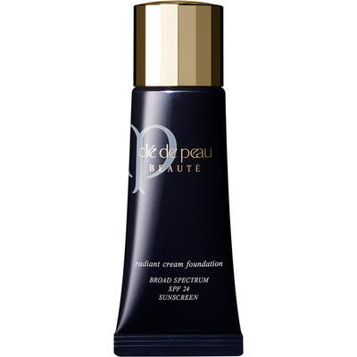 Cle De Peau Beaute Radiant Cream Foundation Spf 24 -