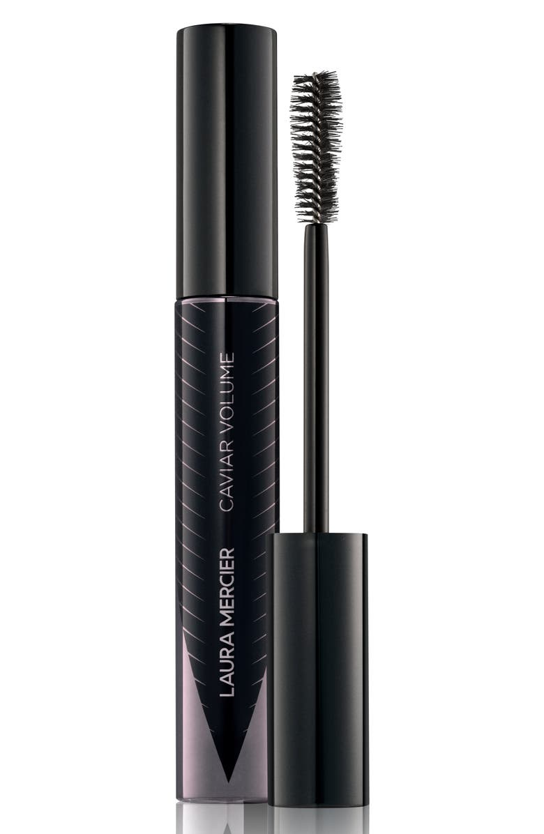 LAURA MERCIER Caviar Volume Panoramic Mascara, Main, color, BLACK