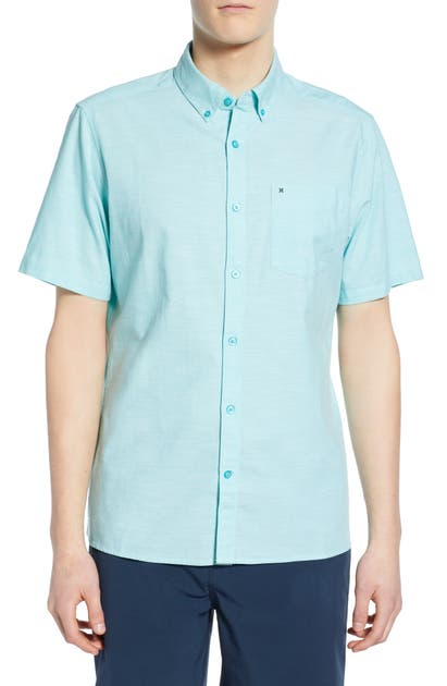Hurley T-shirts ONE & ONLY 2.0 WOVEN SHIRT
