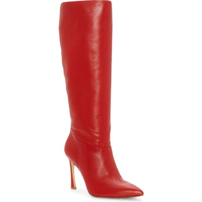 Louise Et Cie Tamarix Knee High Boot, Red