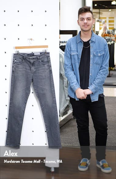 Graduate Slim Straight Jeans, sales video thumbnail
