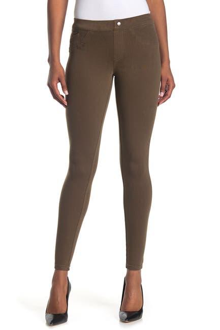 Image of HUE Jean Style Denim Stretch Leggings