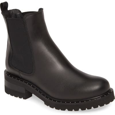 La Canadienne Charlie Waterproof Chelsea Boot, Black