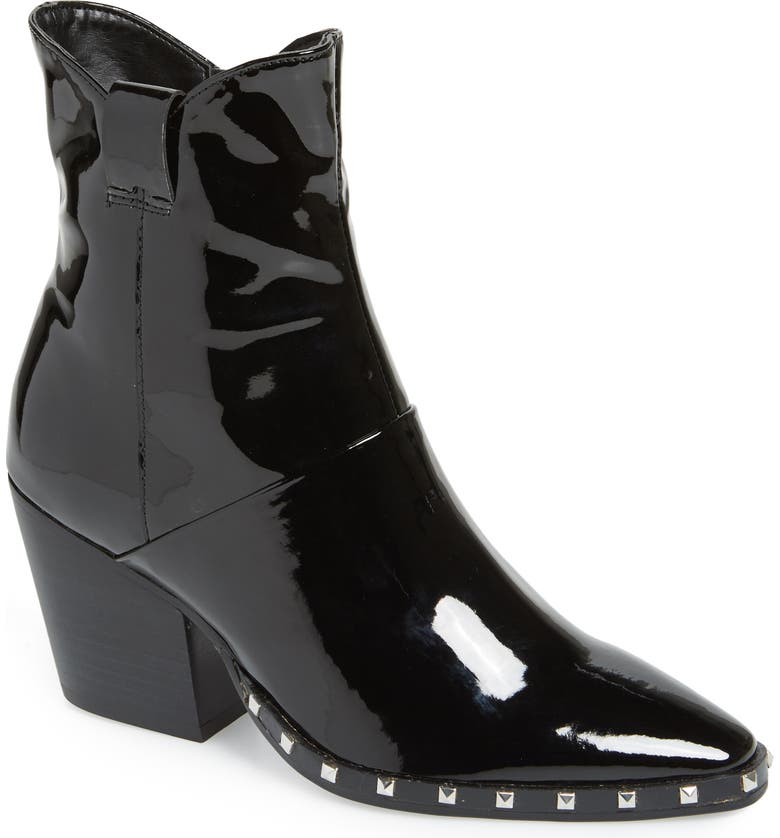 TONY BIANCO Haines Studded Bootie, Main, color, 001