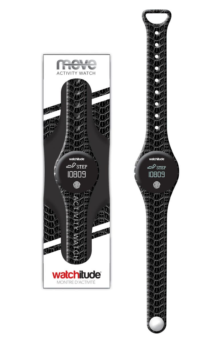 WATCHITUDE Grip Move Activity Tracker Watch, Main, color, MULTI