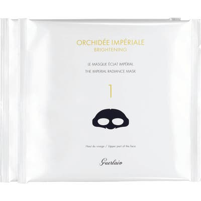 Guerlain 4-Count Orchidee Imperiale Radiance Mask